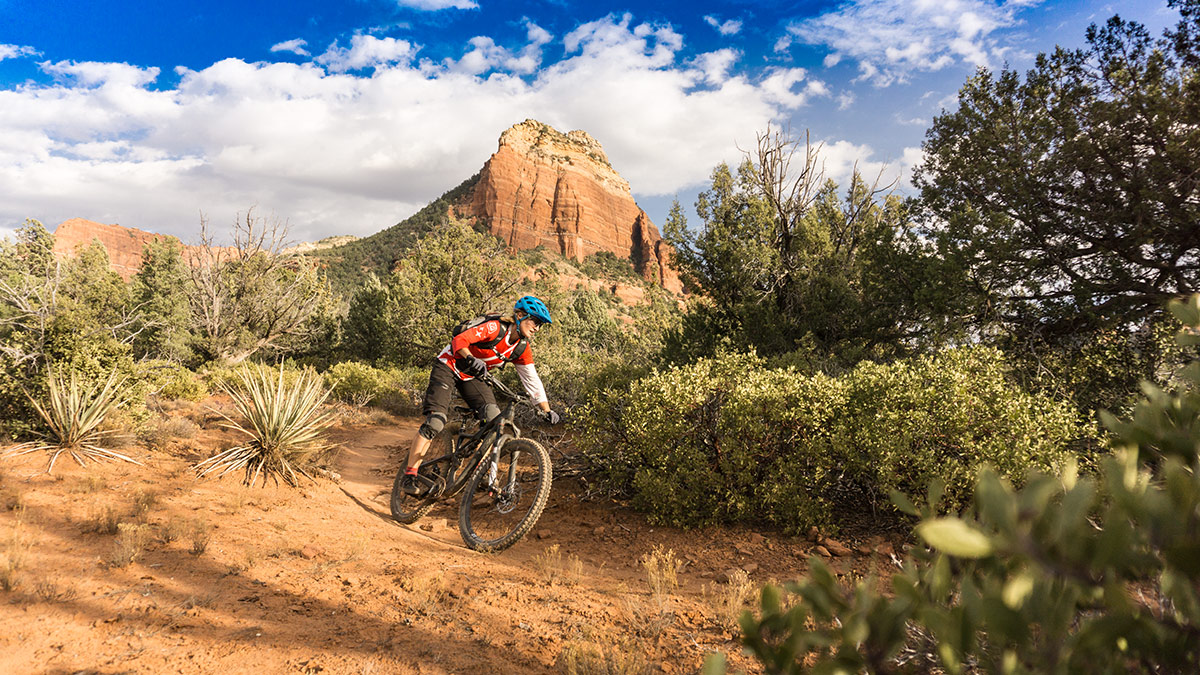 West Sedona Mountainbike Trail Center