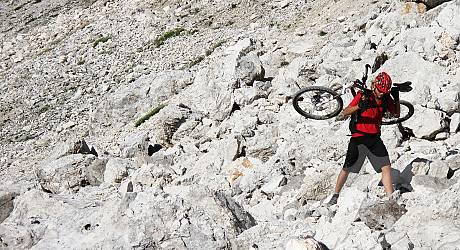 Mountainbike Enduro Tour: Civetta Enduro Extrem
