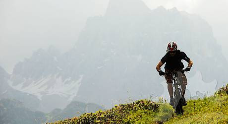 Mountainbike  Tour: Alleghe Gravity Marathon