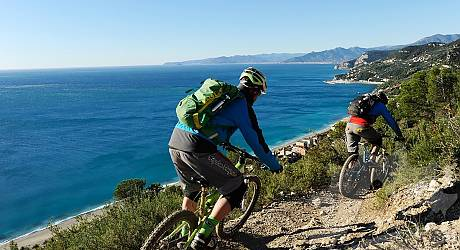 Mountainbike Freeride Tour: Downhill donne - Varigotti