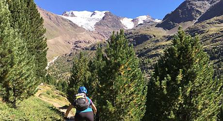 Mountainbike Freeride Tour: Panoramica - Romantica Trails
