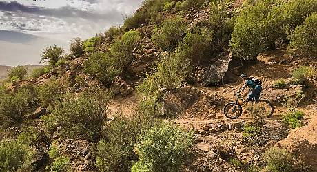 Mountainbike Enduro Tour: Local Enduro Trails