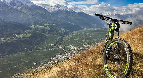 Mountainbike  Tour: Habit Trailbike von Cannondale