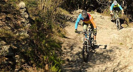 Mountainbike Freeride Tour: Madonna! Guardia-Trails