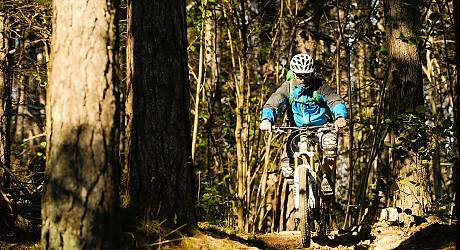 Mountainbike Freeride Tour: Supergroppo