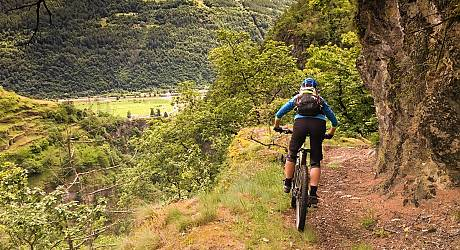 Mountainbike Enduro Tour: Cornin Bike Trail