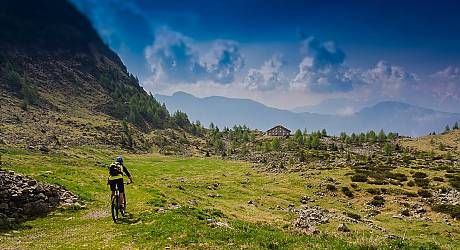 Mountainbike Enduro Tour: Schiazzera Bike Trail