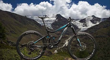 Mountainbike  Tour: Giant Reign 2018 Advanced 0
