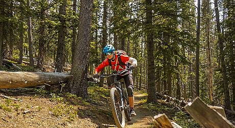 Mountainbike AllMountain Tour: Flume Trail Loop
