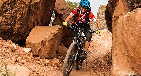 Mountainbike Enduro Tour: Pipe Dream Trail