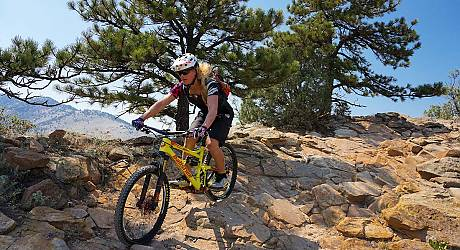 Mountainbike Enduro Tour: Dakota Ridge Redrock Loop