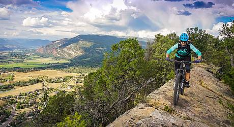 Mountainbike Enduro Tour: MTB Raiders Ridge Tech Loop