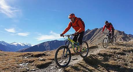 Mountainbike Enduro Tour: Schartlkamm Trail Tour
