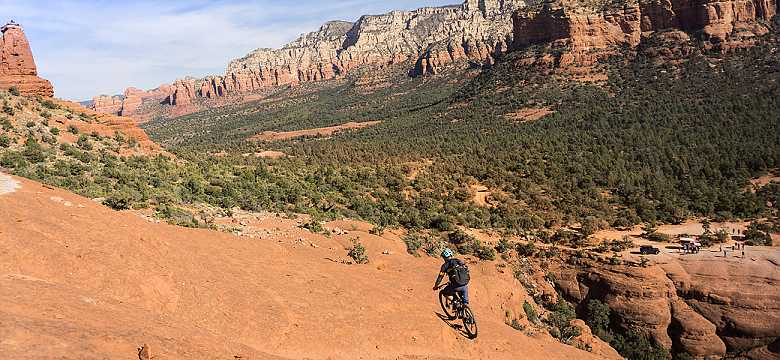 MTBR.it Entdecke Mountainbike Urlaub Arizona