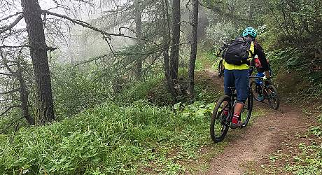 Mountainbike Enduro Tour: Ötzi Trail MTB