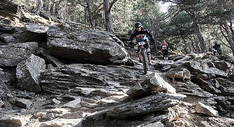 Mountainbike Freeride Tour: Tschilli Freeride Trail