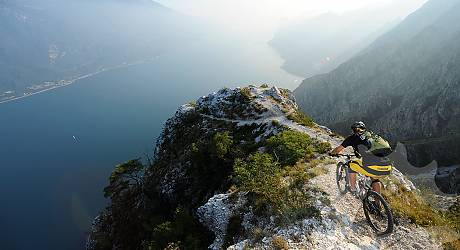 Mountainbike Enduro Tour: Passo Tremalzo