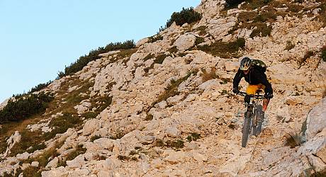 Mountainbike  Tour: Altissimo und 601er Trail