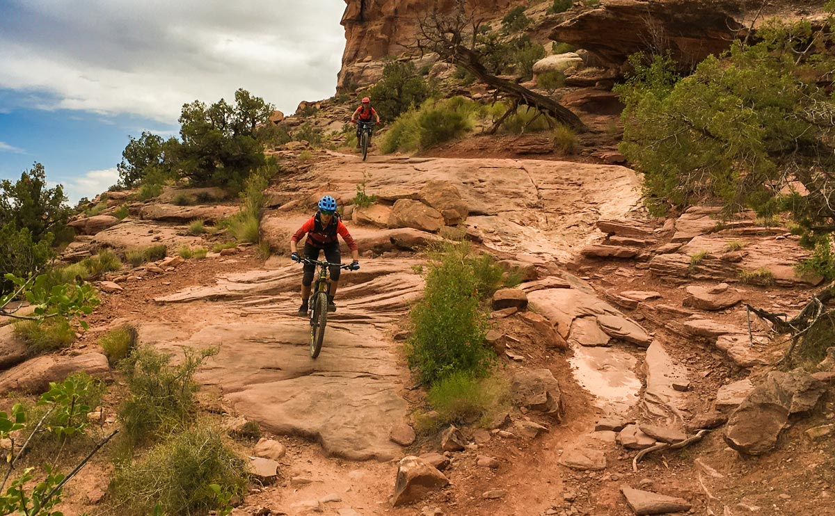 Der Whole Enchilada in Moab