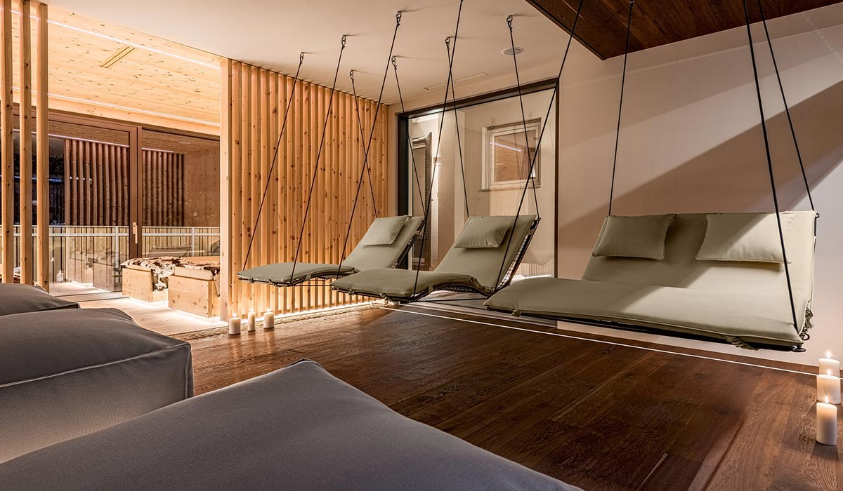 First Class Wellness im Matillhof Latsch